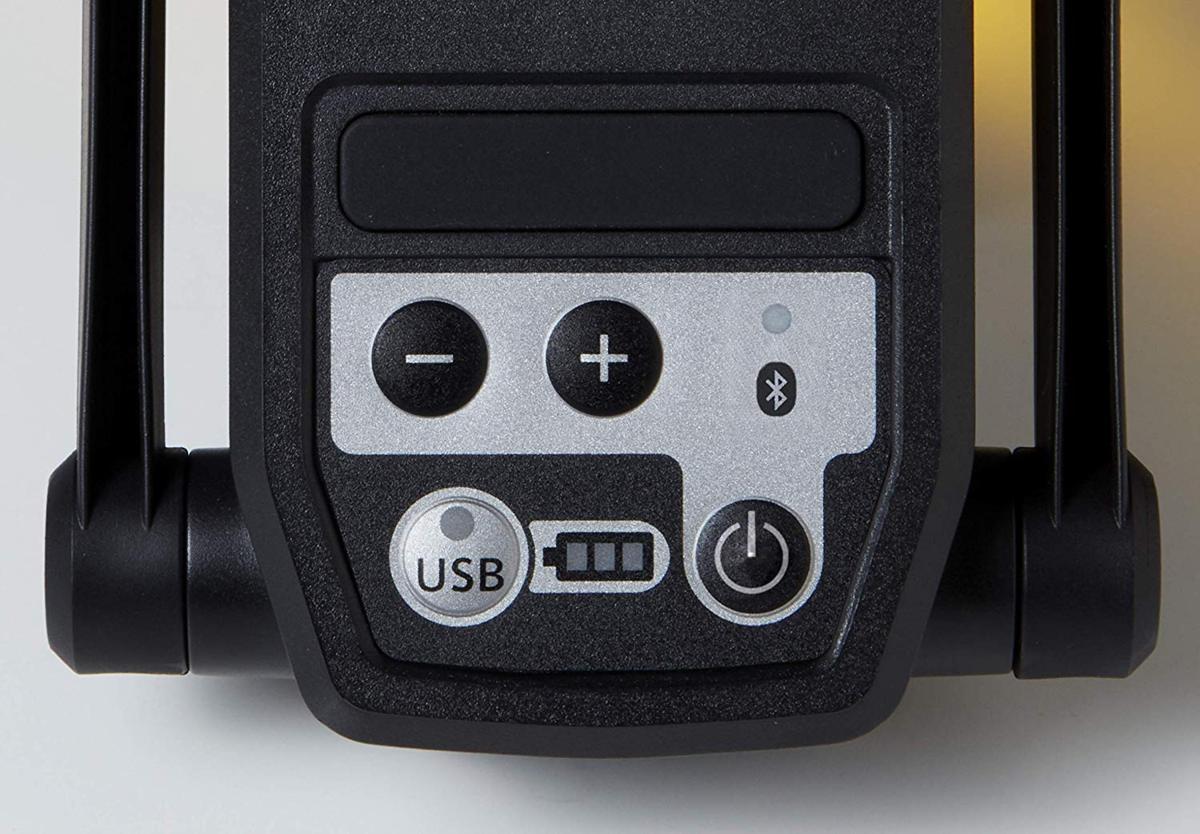 パナソニック EZ37C5-B 黒 bluetoothコンパクトワイヤレススピーカー 本体のみ 14.4V/18V/21.6V対応 アウトドア 持ち運び_画像6