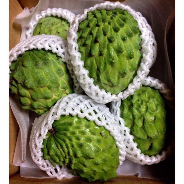 ギフトや贈答用に!甘くとろける!森のアイスクリーム沖縄産アテモヤ 秀品 1.5kg_画像2