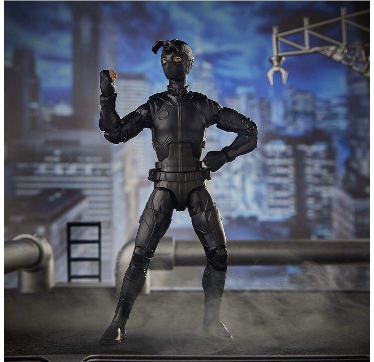 マーベルレジェンド スパイダーマン ステルススーツ 新品未開封 ファーフロムホーム ミステリオ アベンジャーズ_画像3