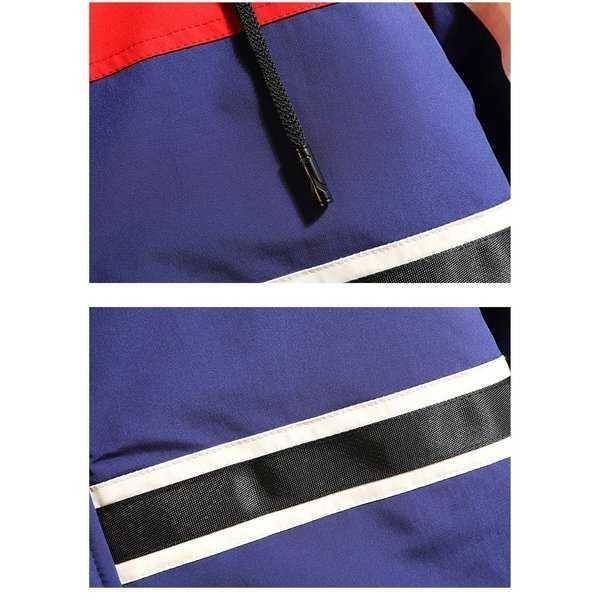 中綿コート メンズ 厚手コート ダウンジャケット アウター アウトドア 切り替え 防寒 秋冬 メンズファッション 1520_画像9