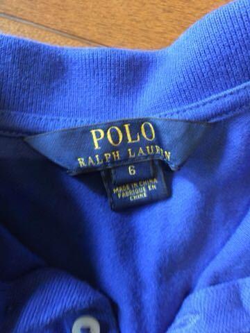 ラルフポロ他130サイズ 服_画像7