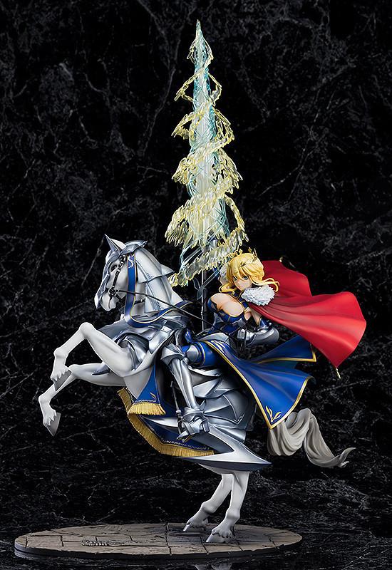 未開封 薄紙付 Fate/Grand Order ランサー / アルトリア・ペンドラゴン グッドスマイルカンパニー_画像3