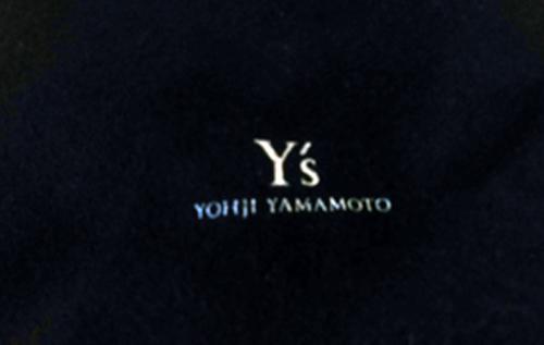 Y'S Yohji Yamamotoヨウジヤマモト 非売品シューズ入れ 巾着袋 布袋 靴袋 保存袋_画像1