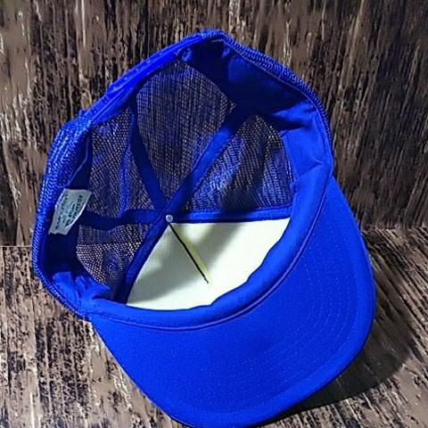 【宅急便コンパクト送料無料】マックツール レーシング 青 メッシュ 帽子 キャップ MAC TOOLS Racing Mesh Cap_画像7