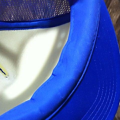 【宅急便コンパクト送料無料】マックツール レーシング 青 メッシュ 帽子 キャップ MAC TOOLS Racing Mesh Cap_画像8