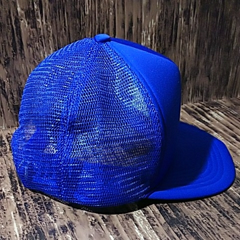 【宅急便コンパクト送料無料】マックツール レーシング 青 メッシュ 帽子 キャップ MAC TOOLS Racing Mesh Cap_画像5