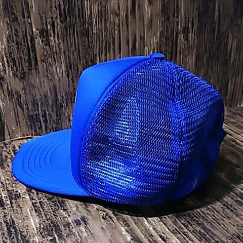 【宅急便コンパクト送料無料】マックツール レーシング 青 メッシュ 帽子 キャップ MAC TOOLS Racing Mesh Cap_画像4