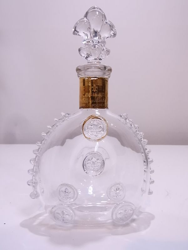 ◆◇REMY MARTIN LOUIS XIII ルイ13世 バカラ デキャンタ空き瓶 替え栓付◇◆_画像5