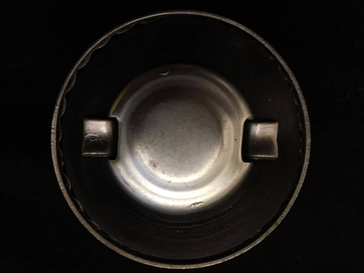 燃料 タンク キャップ カバー VWロゴ付 231201551 VW空冷 空冷 VW フォルクスワーゲン クラシックカ_画像5