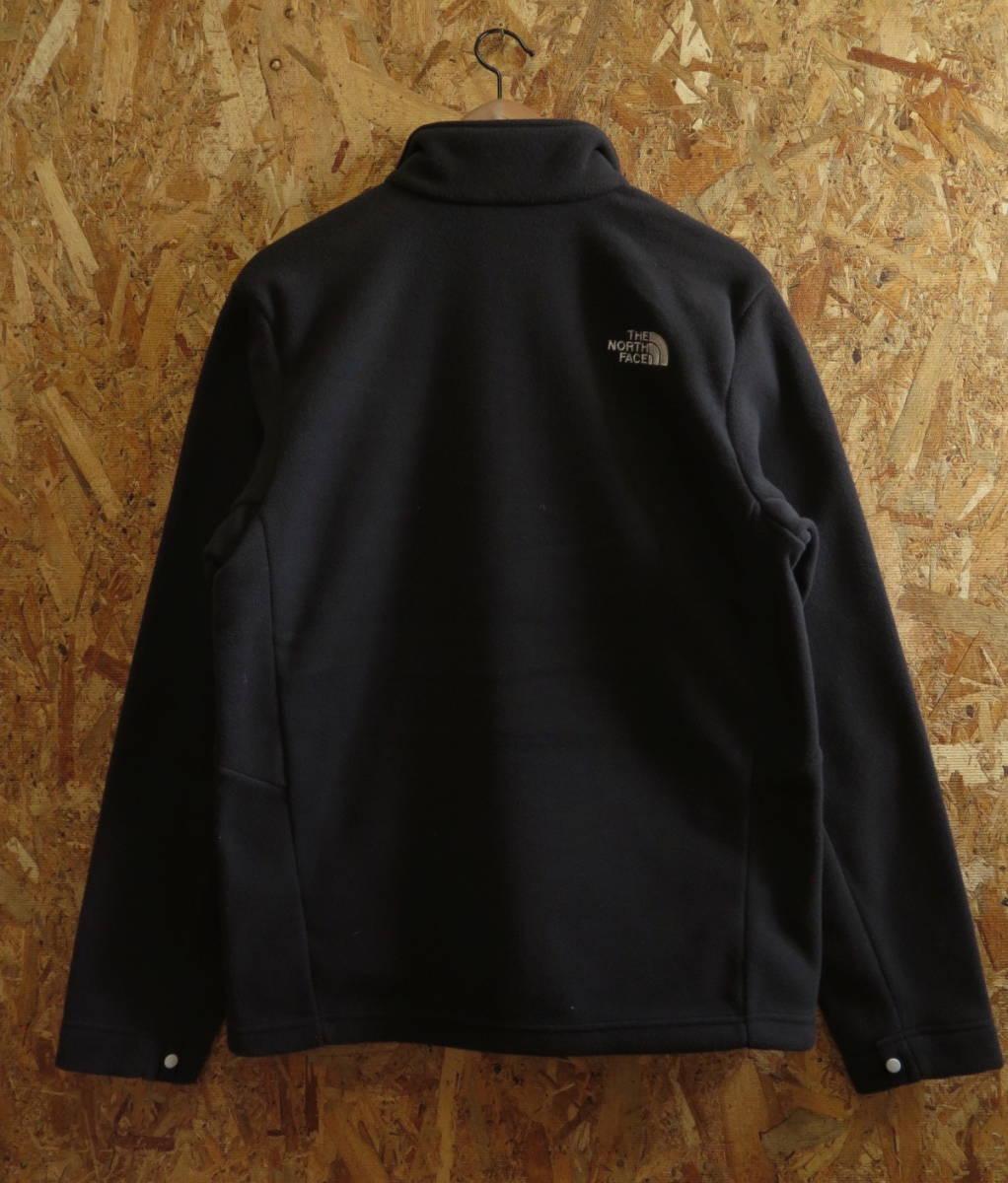 新品☆本物 USAモデル THE NORTH FACE 300 TUNDRA FLEECE JACKET Sサイズ ノースフェイス フリースジャケット BLACK アメリカ購入_画像10