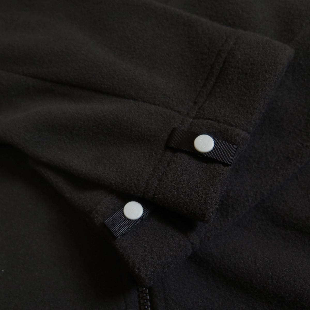 新品☆本物 USAモデル THE NORTH FACE 300 TUNDRA FLEECE JACKET Sサイズ ノースフェイス フリースジャケット BLACK アメリカ購入_画像8