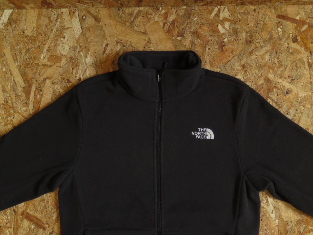 新品☆本物 USAモデル THE NORTH FACE 300 TUNDRA FLEECE JACKET Sサイズ ノースフェイス フリースジャケット BLACK アメリカ購入_画像2