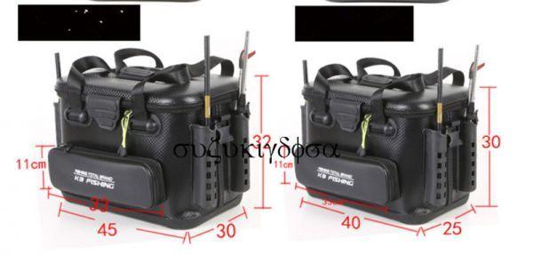 EVA タックルボックス、釣りボックス 一体成型 釣り桶 色とサイズとサイズ選 XU-84_画像8