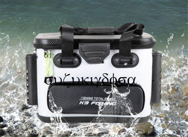 EVA タックルボックス、釣りボックス 一体成型 釣り桶 色とサイズとサイズ選 XU-84_画像2