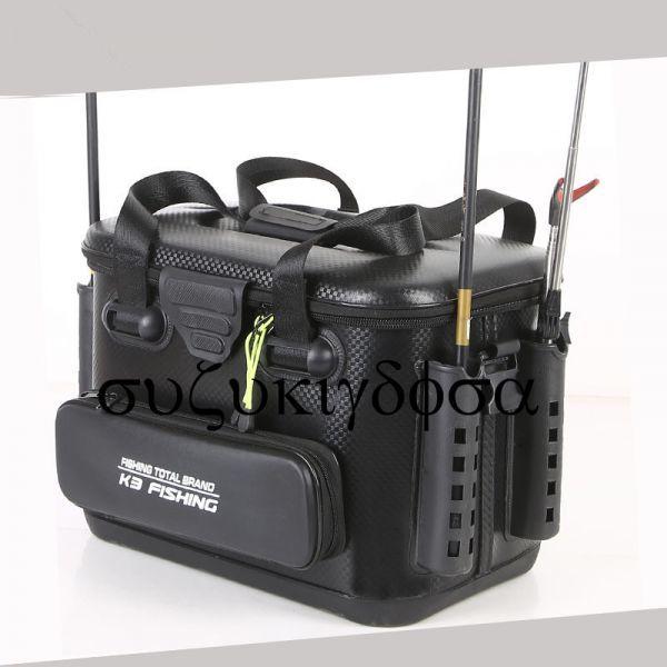 EVA タックルボックス、釣りボックス 一体成型 釣り桶 色とサイズとサイズ選 XU-84_画像10