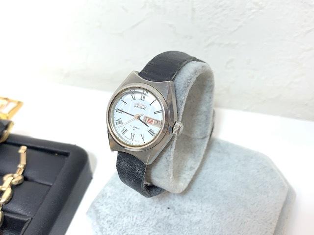 ※6036 大量 腕時計 14点セット レディース SEIKO UK POLO SKAGEN おまとめ_画像3