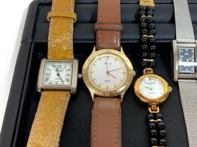 ※6036 大量 腕時計 14点セット レディース SEIKO UK POLO SKAGEN おまとめ_画像5