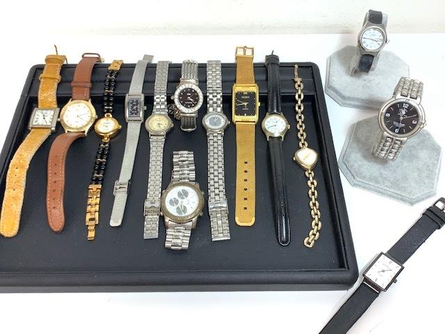 ※6036 大量 腕時計 14点セット レディース SEIKO UK POLO SKAGEN おまとめ