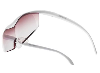新品★度付きメガネ★ハズキルーペ1.32倍・1.6倍・1.85倍 同倍率に仕上げます★3D-AIR★ブラックスクウェアセル★定形外送料無料★_画像9