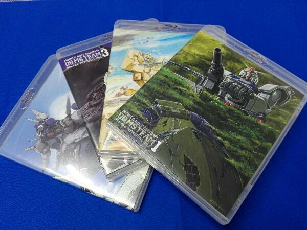 帯あり 機動戦士ガンダム 第08MS小隊 Blu-ray メモリアルボックス(特装限定版)(Blu-ray Disc)_画像3