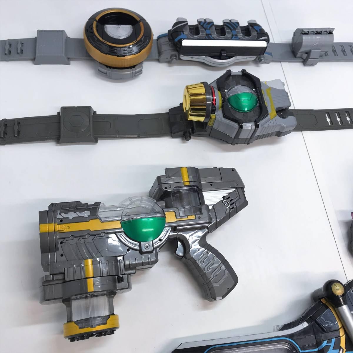 仮面ライダー オーズ DX オーズドライバー バースドライバー 変身ベルト メダル オーメダルホルダー 武器 まとめて いろいろ 大量 セット