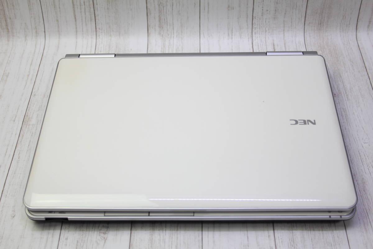 【クリスタルホワイト♪爆速大容量新品SSD512GB☆最新WIN10】NEC LaVie LL750/F☆最強 i7-2670QM☆8GB/OFFICE2019/Blu-ray/YAMAHAサウンド_画像8