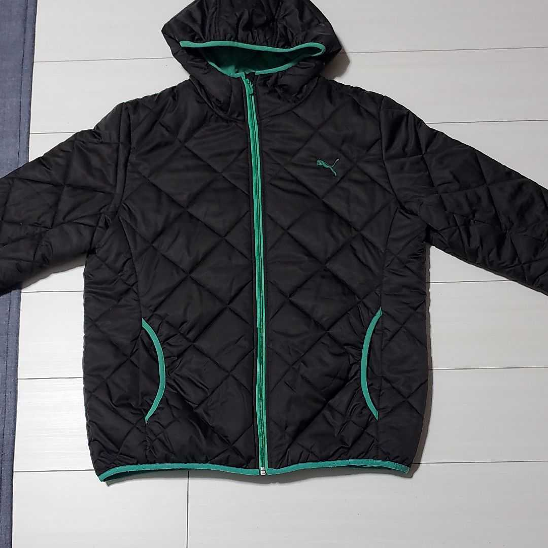 PUMA WARMナイロン中綿ジャケット XLサイズ_画像1
