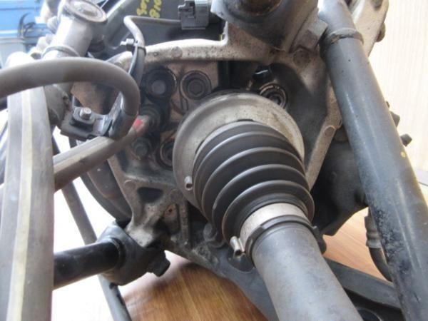 H20 クラウン GRS200/GRS201/GRS202 2WD 右R足回り/足周り_画像4