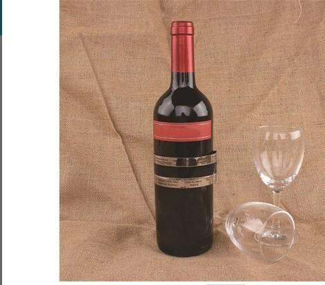 F1711 ステンレス鋼 ワインブレスレット 温度計(4-24'C) ビールホームビール用 赤ワイン温度センサー_画像4
