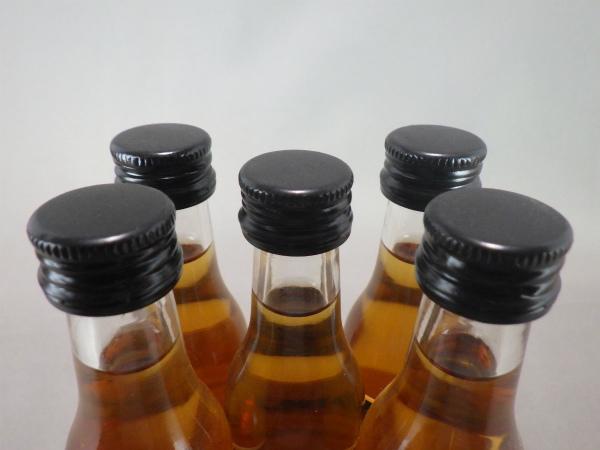 ☆ ヘネシー Hennessy ナジェーナ3本 クラシック5本 ミニボトル8本セット 未開栓 _画像9