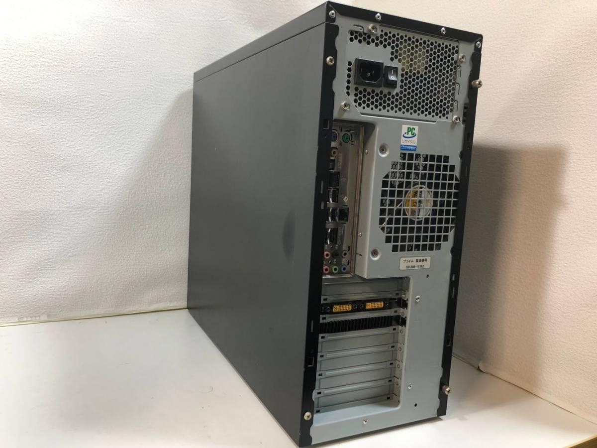 自作PC 新品SSD240GB+1000GB□Core i7 最大3.46GHz □メモリ 8GB □無線LAN □ZOTAC GTX550Ti □Win 10 □領域内蔵 _画像2