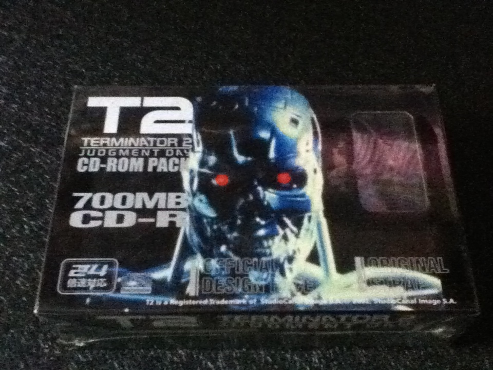 T2 CD-ROM pack with Original Strap_画像1