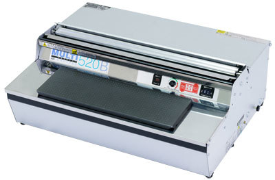 ARC 食品用ラップフィルム包装機 マルチラッパー520B_画像1