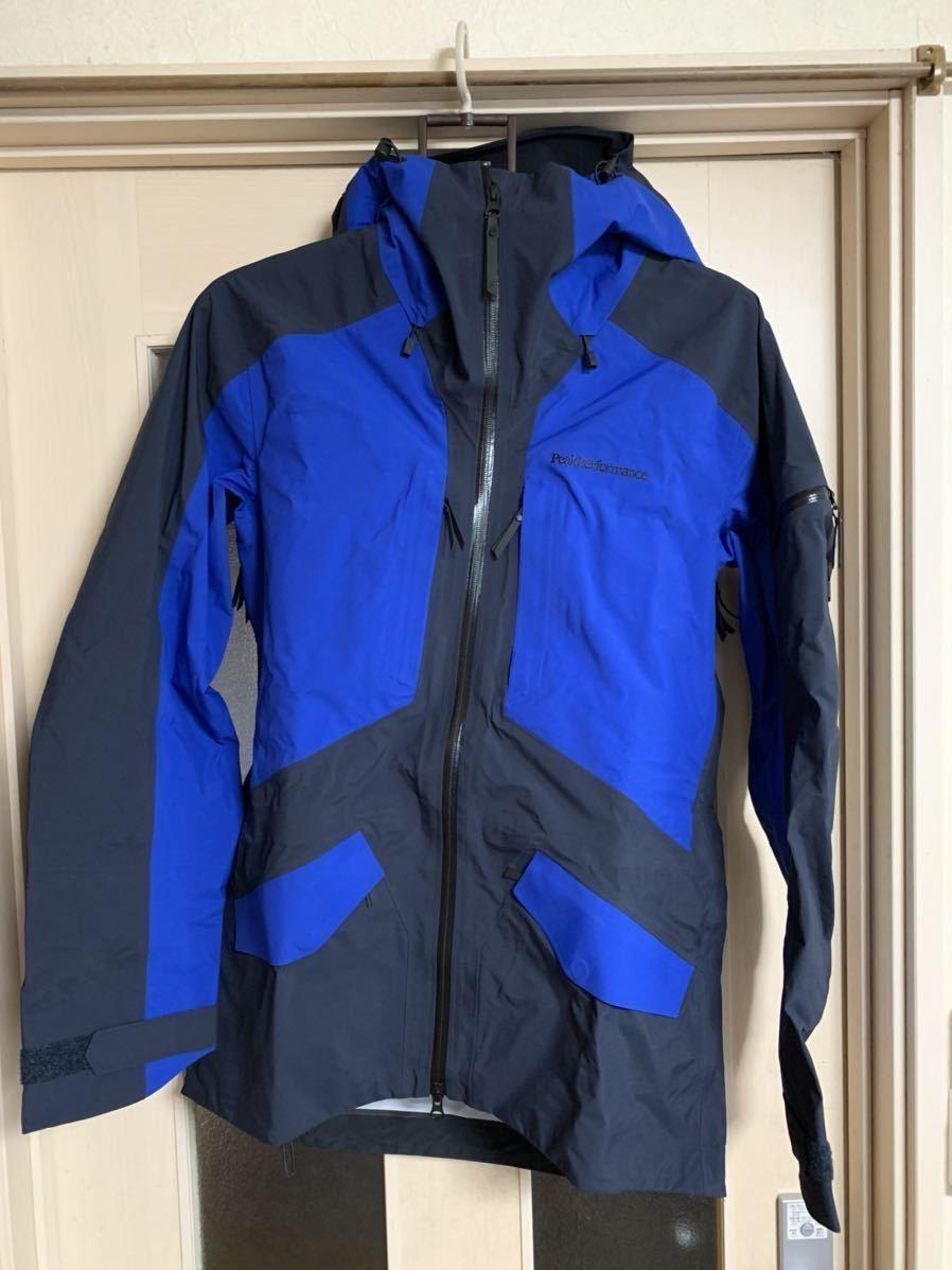 18/19 Peak performance TETON jacket & pant サイズS
