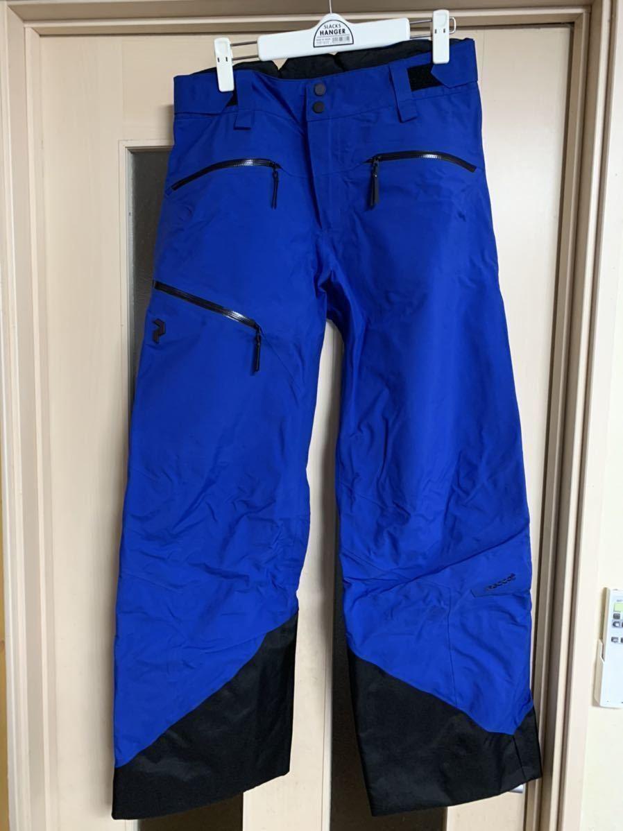 18/19 Peak performance TETON jacket & pant サイズS_画像3