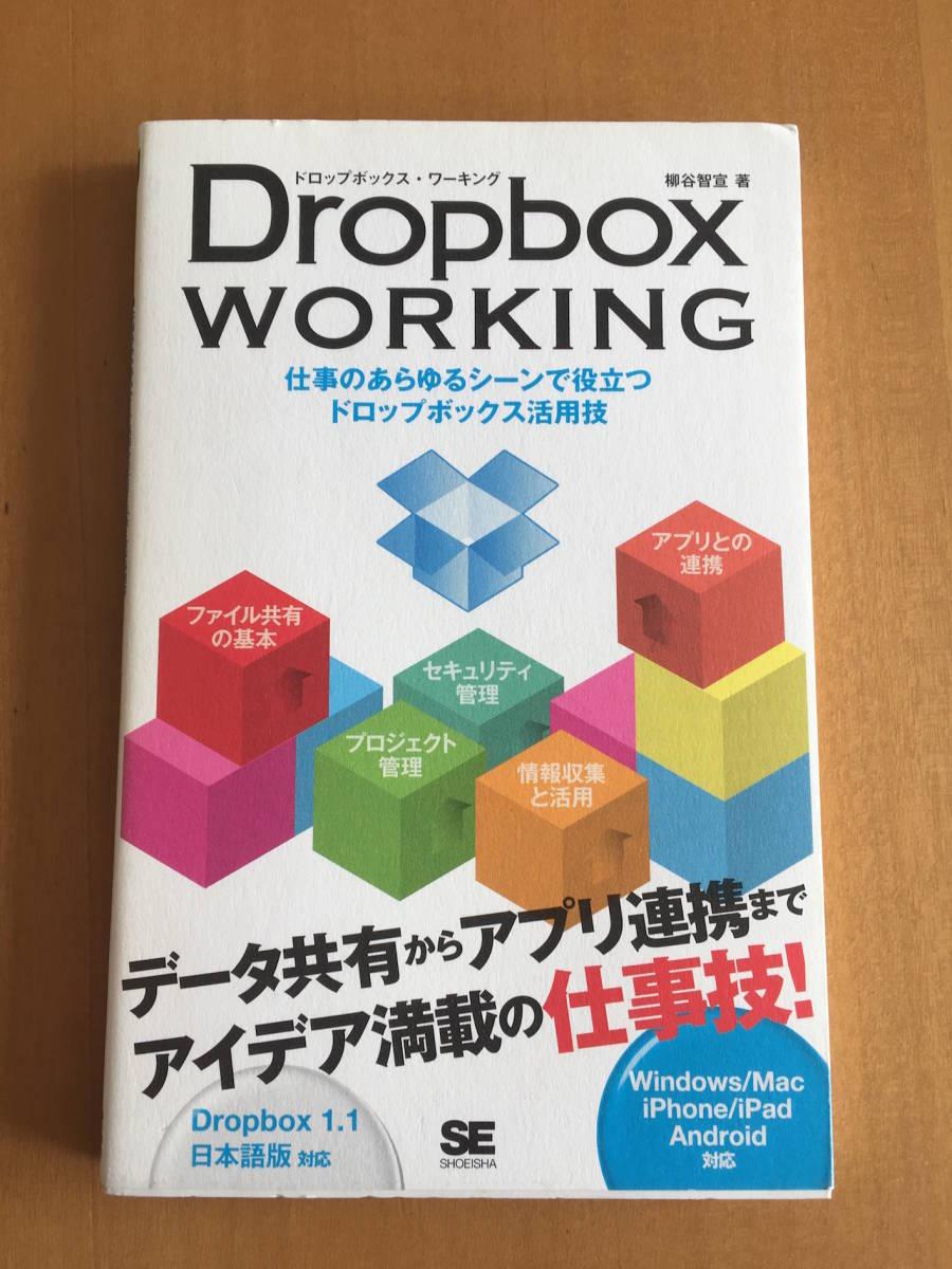 翔泳社「Dropbox WORKING」柳谷 智宣_画像1