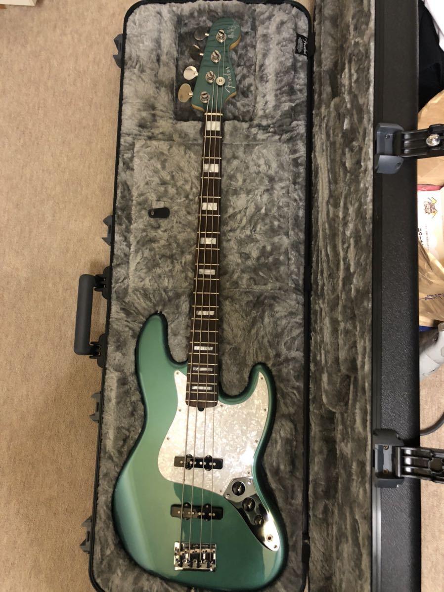 Fender Adam Clayton Jazz Bass USA製