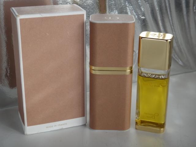 レア★Christian Dior クリスチャン ディオール ☆Dior-Dior ディオール-ディオール PARFUM 15ml 香水,箱付/used *美品