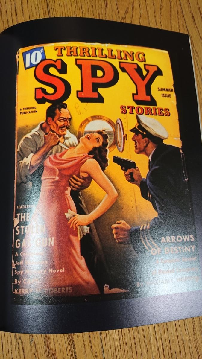 洋書 Lee Server【Danger Is My Business: Pulp Magazines/1896-1953】戦前イラスト ポスター 画集 オールディーズ ロカビリー アメコミ_画像5