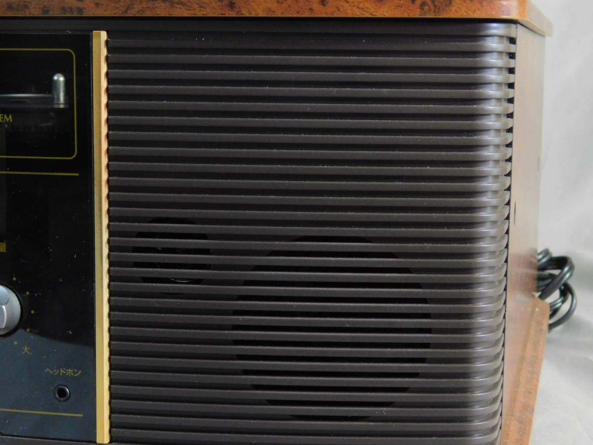 DENON(デノン)GP-S30 卓上レコードプレーヤー ターンテーブル 音聴箱(オトギバコ)通電確認済 音響機器 s19110301_画像5