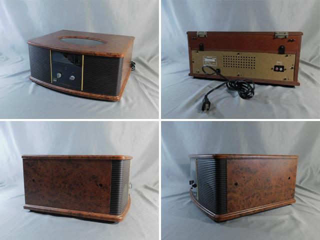 DENON(デノン)GP-S30 卓上レコードプレーヤー ターンテーブル 音聴箱(オトギバコ)通電確認済 音響機器 s19110301_画像2