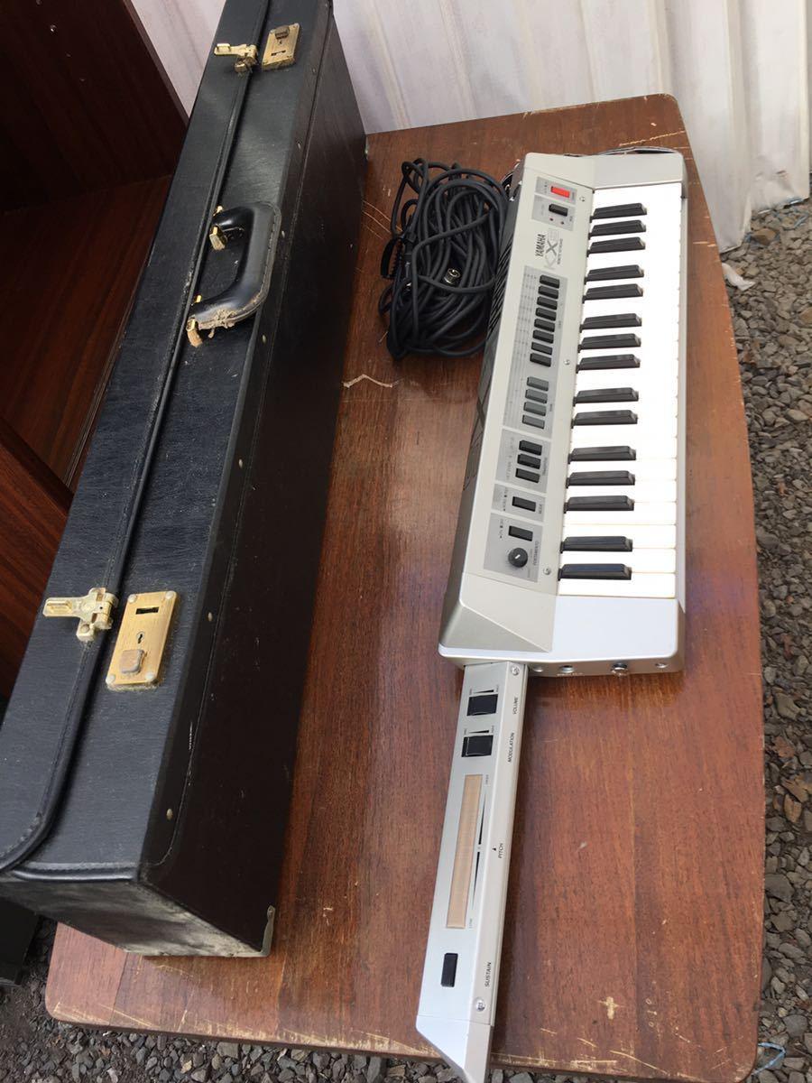 ジャンク 動作未確認 YAMAHA リモートキーボード KX5 ヤマハ ショルダーキーボード