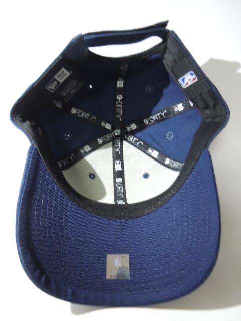 17/NBA 八村塁 ワシントン・ウィザーズ 9FORTY 940 NEW ERA ニューエラ レプリカキャップ 帽子 アメリカ バスケットボール 新品・未使用_画像8