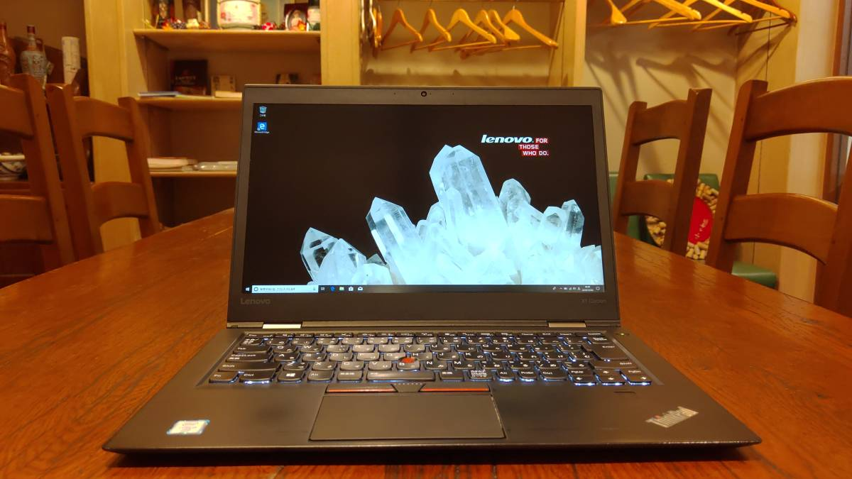 読み3.4GB秒上位モデル フルHD 新NvmeM.2高速SSD512GB lenovo ThinkPad X1 Carbon 2016 Core i7-6600U 8G office2019
