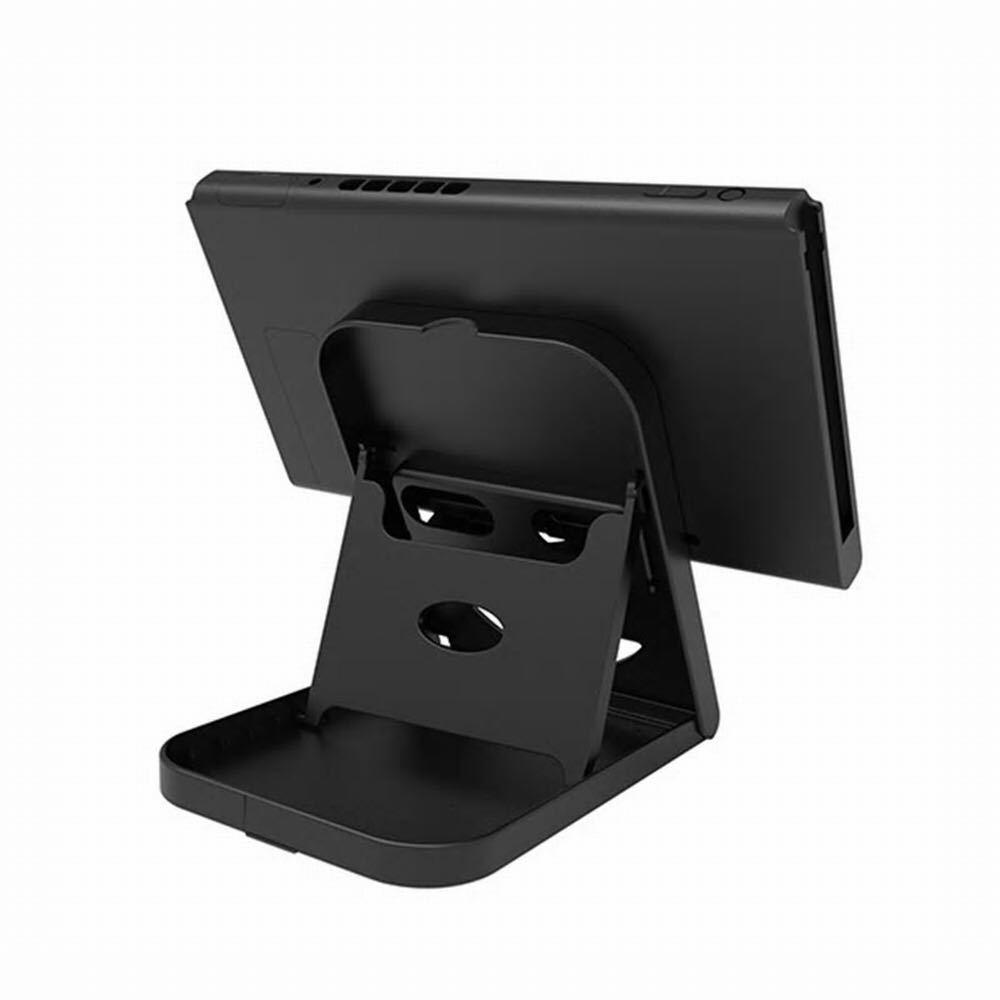 任天堂 Nintendo Switch スタンド ホルダー スイッチ 卓上スタンド 5段階 角度調整 折りたたみ コンパクト 角度調節可能