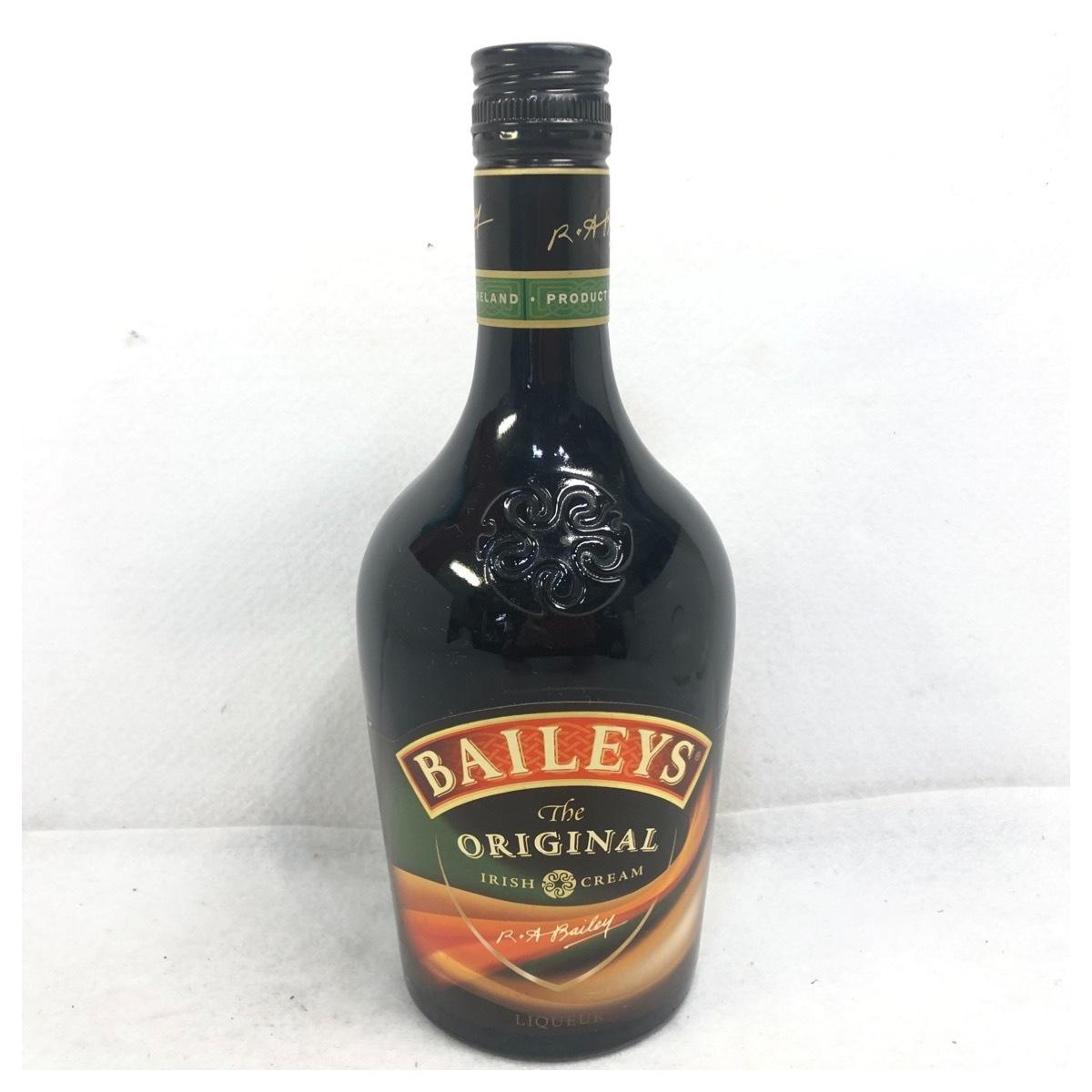 【未成年の飲酒は法律で禁じられています】ベイリーズ オリジナル 700ml17度 アイリッシュクリームリキュール2007年製旧ボトル_画像1
