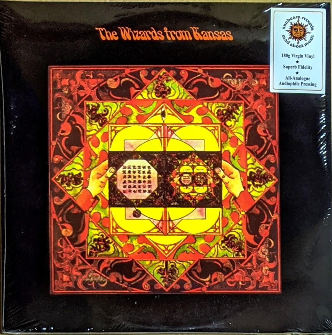 The Wizards From Kansas 限定二枚組アナログ・レコード