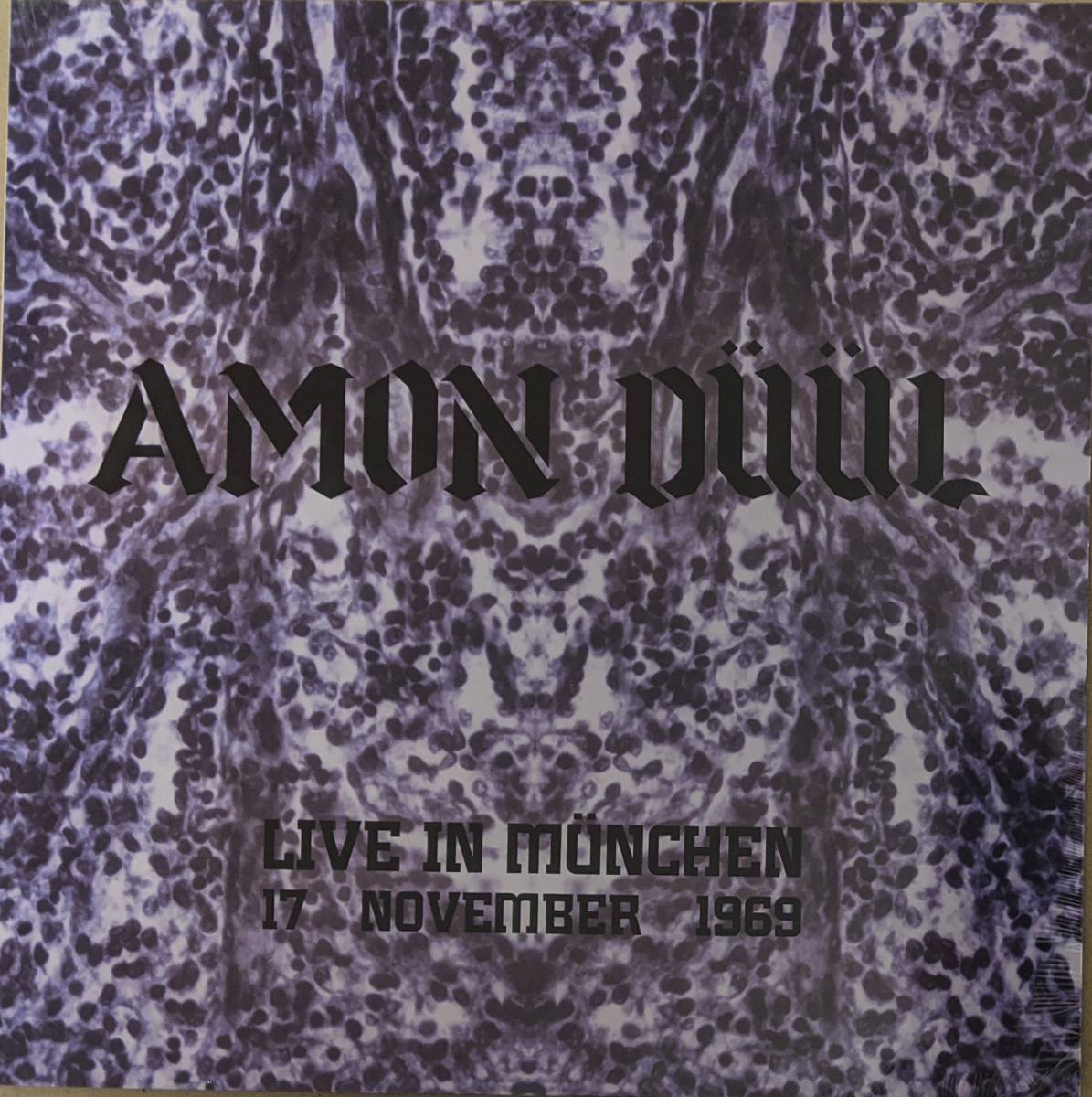 Amon Duul - Live in Munchen - 17 November 1969 限定アナログ・レコード