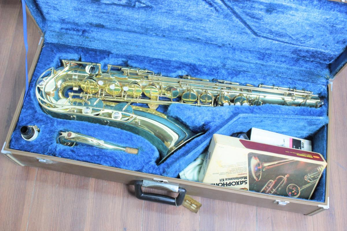 47COO YAMAHA テナーサックス YTS-31 ヤマハ ハードケース付き 管楽器
