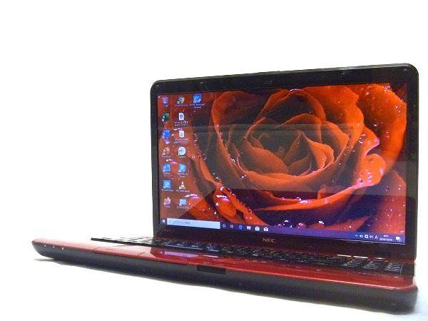 NEC製 LaVie Windows10 Office2019 ノートパソコン メモリ 8GB SSD 360GB Intel Core i5